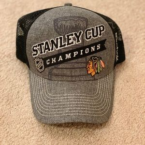 Chicago Blackhawks Stanley Cup Hat